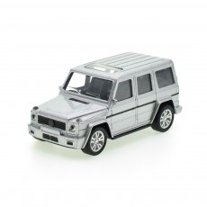 Simulation Alloy Model Car, Mercedes-Benz Off-road Vehicle Model, Children Pull-back Car Toy Model Car