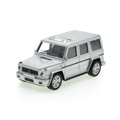 Simulation Alloy Model Car, Mercedes-Benz Off-road Vehicle Model, Children Pull-back Car Toy Model Car