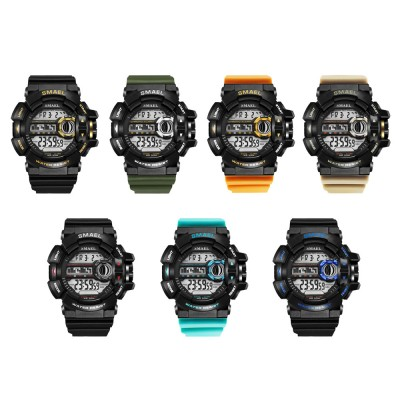 New-style Electronic Watches for Men, Outdoor Electronic Watch for Boys, Waterproof Shakeproof Sports-dedicated Watch