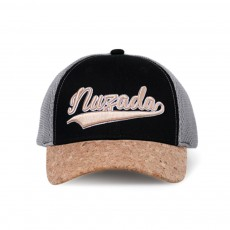 Snapback Hip Hop Baseball Caps, Unisex Letter Embroidered Mesh Cotton Breathable Trucker Hat for Gifts