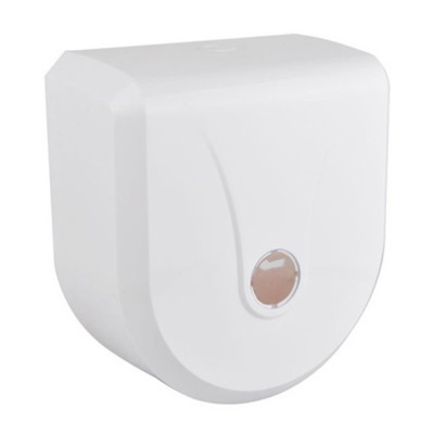 Wall Mounted Waterproof Toilet Paper Dispenser Holder for Hotel KTV Shopping Mall, Nontoxic ABS Plastic