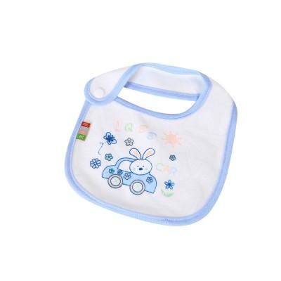 Cotton Velvet Material Saliva Towel for Baby, Waterproof Saliva Cover with Buckle Baby Bib
