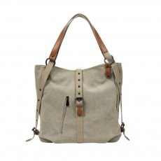 Multifunctional Backpack Shoulder Bag Fashion Casual Canvas Hobo Bags Women Accessories Large Capacity Travel Bag