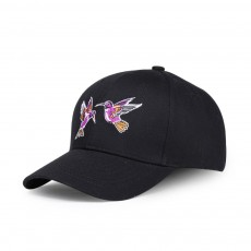 Embroider Hats Cool Baseball Cap Hip Hop Casquette with Adjustable Buckle Cotton Polo Style Plain Caps