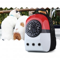 Coded Lock Large Pet Backpack for Dog and Cat Portable Pet Carrier Space Pet Backpack