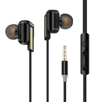 In-Ear Headphones for Original Huawei Phones iPhone Vivo OPPO SoundSport Headphones with Mic Wired In-ear Earphone