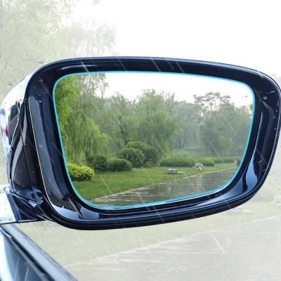 Car Side View Mirror Anti-Glare Film Rear View Mirror HD Rainproof Waterproof Membrane for Benz Rearview Mirror Side Window