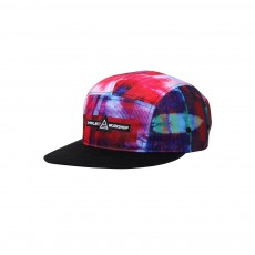 New Colorful Doodle Baseball Cap Women Men Street 3D Printing Hip Pop Cap