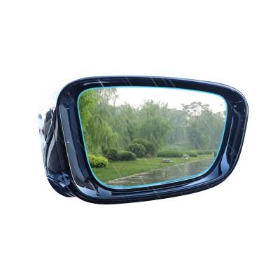 Car Rearview Mirror Protective Film Waterproof Film Anti-Fog HD Anti-Glare Clear Protective Film for Audi A3 A4L A5 A6L Q3 Q5 Q7