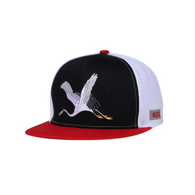 Embroidery Contrast Color Cap, Fashion Baseball Cap for Male & Female