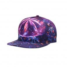 Korea-style Hip-pop Cap, Flat-brimmed Baseball Cap
