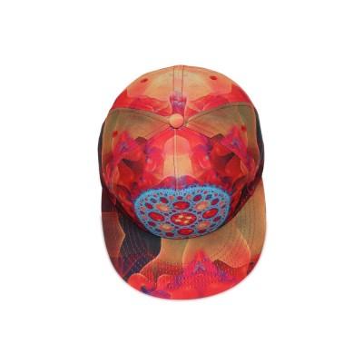 Fashion Flat-Brimmed Baseball Cap for Woman, Men's Street Dance & Hip-hop Cap