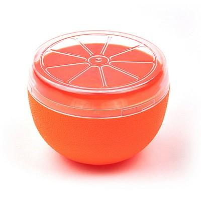 Mini Vegetable Sealed Box, Non-toxic Portable Plastic Crisper Set, Transparent Grape & Garlic Crisper Bowl