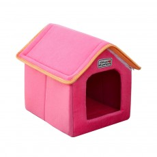 Dogs Cats Home Washable Soft Durable Detachable Pet Nest Autumn and Winter Thickened Pet House for Cat & Small Dog