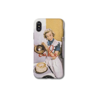 Oil Painting iPhone Case for 6/6s, 6p/6sp, 7p/8p, X/XS, XR