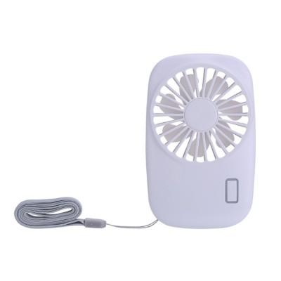 USB Rechargeable Camera Fan, Outdoor Portable Pocket Fan, Ultra-thin Handheld Mini Fan, Silent Compact Fan