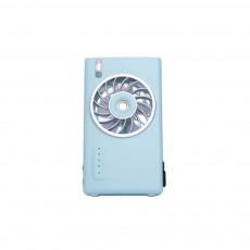 Mini Portable USB Handheld Misting Fan, USB Rechargeable Desk Fan with Personal Cooling Humidifier for Outdoor, Home, Car