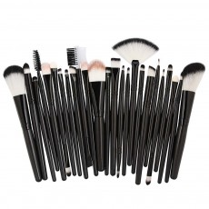 25 PCS Complete Makeup Brushes Set, Professional Beauty Makeup Brushes Hot Selling Makeup Tool