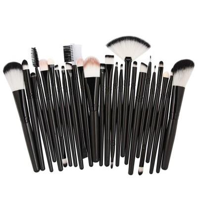 25 PCS Complete Makeup Brushes Set, Professional Beauty Makeup Brushes Hot Selling Makeup Tool