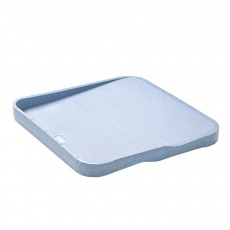 Non-Slip Anti-Bacterial Cutting Board, Wheat Straw Fiber Chopping Board for Meat Fruit and Vegetable