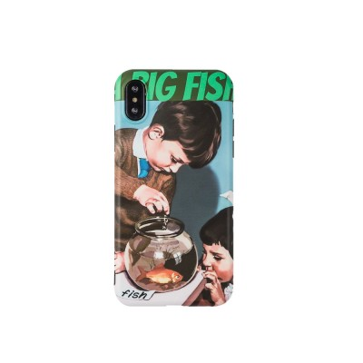 Soft TPU Full Body Protective Back Cover for iPhone 6s 7/ 7Plus/ 8/ 8 Plus/X/XS MAX/XR Retro Phone Shell Case