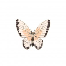 Stylish Atmosphere Butterfly Cartoon Insect Brooch for Ladies, Diamonds Drilling Dripping Clothes Accessories Decoration Breastpin