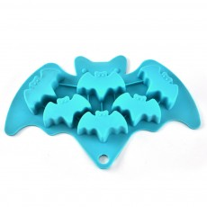 Creative Bat Ice Cube Silicone Iced Pudding Jelly Mould Bat Chocolate Mould Freeze Molding