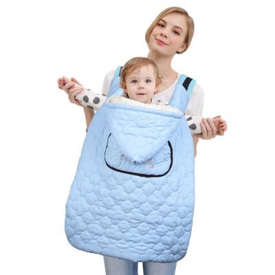 Thickened Baby Cartoon Cloak, Windbreak Cloak for Going Outside, Cape Coat for Newborn Children