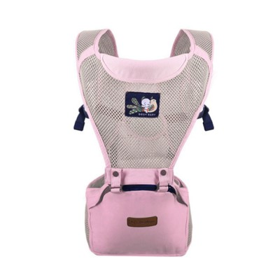 Adjustable Baby Carriers with Hip Seat Ergonomic Soft Safe Comfortable Backpack for infant Toddler Newborn