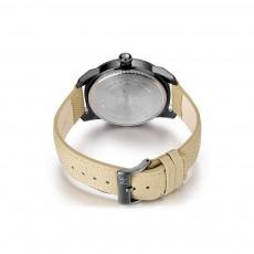 MINI FOCUS Business Watch for Men, Mini Focus Men's Luminous Watches with Japanese Movement Mechanism, Black