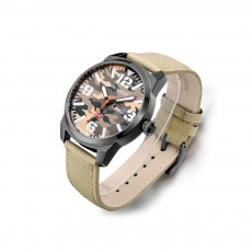 MINI FOCUS Business Watch for Men Luminous Watches with Japanese Movement Mechanism