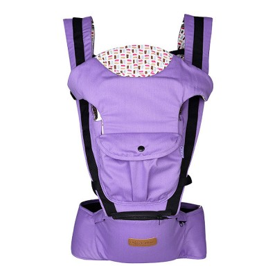 Baby Carrier Backpack Multifunctional 10 Position Anti-slip Buckle Sunshade Baby Waist Stool For Infant Newborn