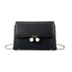 Women Chain Bag Fashion PU Leather Cross-Body Shoulder Bags Ladies Clutch Handbag