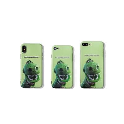 Dinosaur Pattern Creative Phone Case for iPhone 8 plus, iPhone XR,  Trending iPhone 6s/7/7 Plus Phone Cases