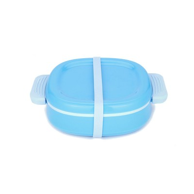 Temperature-lock Meal Box for Babies, Separation Removable Meal Boxes of Complementary Food for Infants Baby Tableware Thermal Lunch Box