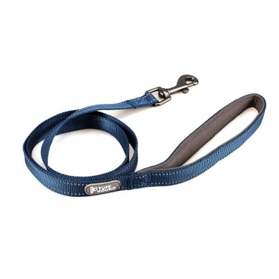 Dog Traction Thread Zinc Alloy Steel Nylon Material String Dog Leash Reflective Sewing Strong Dog Chain