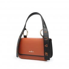 2019 Latest Fashionable Women Purse, PU Magnetic Snap Shoulder Bag, Messenger Bag for Ladies Easy Matching