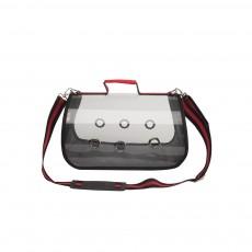 Transparent Pet Carrier Single-shouldered Handheld Cat Bag For Cat Dog for Outdoor Use