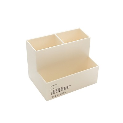 Cute Fashionable Student Pen Holder Table Organizer Storage Box Pencil Holder for Office Home Table