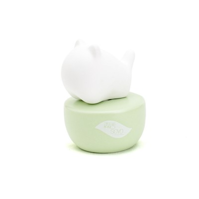 Innovative Pet Ceramic Aromatherapy Case Set Eco-friendly Fresh with Essential Oil