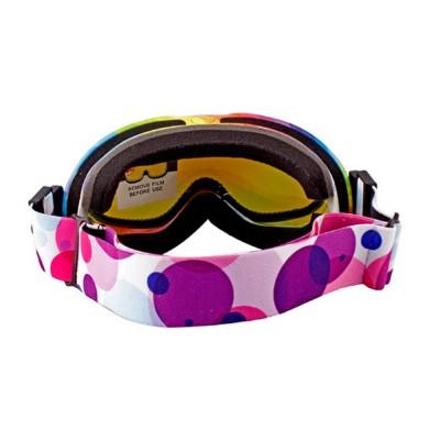 Unisex Fashion Snow-proof Skiing Goggies Double Lens Anti-fog Spherical  Glasses for Men & Women Eye-Protected Glasses