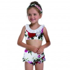 One Piece Swimsuit Fashionable Bathing Suit for Parent-child Hot Sale in Europe and America Swimsuit 2019