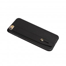 Imitation Leather TPU Phone Case, Soft Case Cover with Multifunctional Stand, Total Binding Business Phone Case for iPhone
