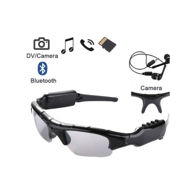 Wireless Headphones Bluetooth 4.1 Version Smart Glasses for Outdoor Activities High Quality Sunglasses for Music and Photo Shooting