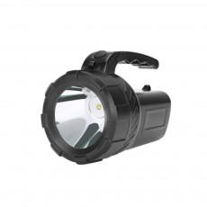 Plastic LED Large Portable Light Glare Long-range Lithium Battery Charging Outdoor Search Mining Lamp Emergency Flashlight