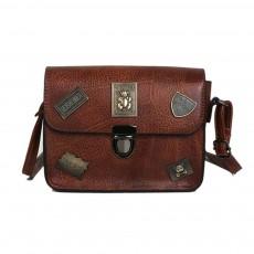 PU Retro Shoulder Bag, Ladies diagonal Bag, with Good Quality Lining, Shopping, Work, Dating Essential