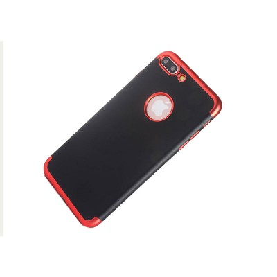 Electroplated Phone Case, Three-part Total Cladding Case Cover, Minimalist Soft TPU Phone Case for iPhone, Samsung