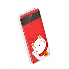 Cute Cartoon Slim Power Bank Digital Display Portable External Battery Colorful Charger Fast Charging for Cell Phone 10000mAh