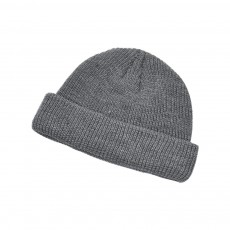 Stylish Winter Skullcap for Male Use of Korean Style Design Knitted Woolen Yarn Hat Fashionable Hip-hop Hat