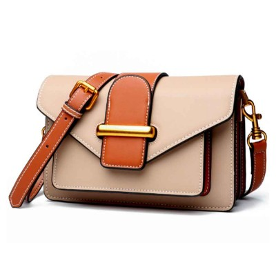 New Women's Bag Fashion Bag, Fashion Ladies Shoulder Bag, with Widen to Wear Buckle Design